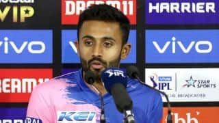 Shreyas Gopal: Getting Virat Kohli and AB de Villiers in same match is a dream