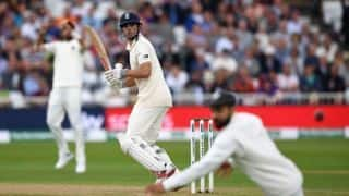 India vs England, 3rd Test: England claim second morning honours at Trent Bridge
