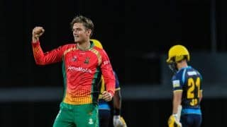 CPL 2019: Guyana Amazon Warriors consolidate top spot with sixth straight win