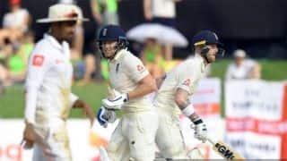 Sri Lanka vs England, 3rd Test: Jonny Bairstow's 110 takes England to 312/7 at stumps on Day 1