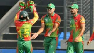 Bangladesh, Zimbabwe look to move up ODI rankings