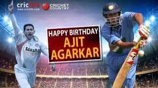 Ajit Agarkar: 15 things you must know about the former India fast bowler