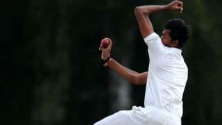 अकिंत राजपूत ने की करियर बेस्ट गेंदबाजी, UP को मिली शानदार जीत