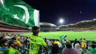 A batch of Pakistani players stranded in Sri Lanka return home, others to follow