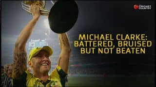 Michael Clarke retires from ODIs: Battered, bruised but not beaten, Australian captain wins hearts with ICC Cricket World Cup 2015 triumph