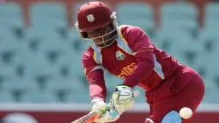India Women vs West Indies Women, T20 Women World Cup 2016 at Mohali: Deandra Dottin's all-round performance and other highlights