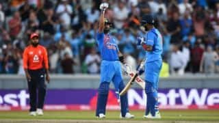 In Pictures: England vs India, 1st T20I