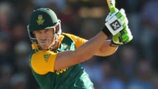 Australia vs South Africa 2014, 3rd ODI: Faf du Plessis out for 17