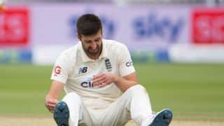 India vs England: Pacer Mark Wood Ruled Out of Third Test Due to Shoulder Injury