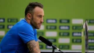 Expect batsmen to be much more clinical in second ODI: Faf du Plessis