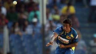 Bangladesh vs Sri Lanka, Asia Cup 2014 Match 10: Ajantha Mendis strikes twice; score 76/2
