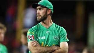 Glenn Maxwell Ruled Out of South Africa Tour With Injury, D'Arcy Short Named as Replacement