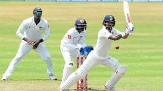 Shikhar Dhawan heaps praises on Lakshan Sandakan