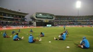 Cyclone Maha may ruin 2nd T20I between India and Bangladesh in Rajkot