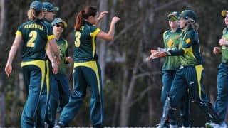 South Africa Women set a target of 103 runs for Australia Women in ICC Women's T20 World Cup 2016