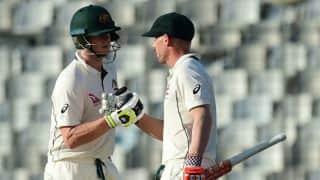 Bangladesh vs Australia, 1st Test: David Warner's 75* quashes Bangladesh's hopes of easy win on Day 3