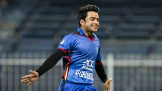 Zimbabwe get trapped in Afghanistan's spin web; lose by 154 runs