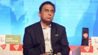 Sunil Gavaskar: India should play Bhuvneshwar Kumar in place of Stuart Binny
