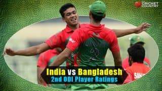 India vs Bangladesh 2014 2nd ODI at Dhaka: Bangladesh players' report card