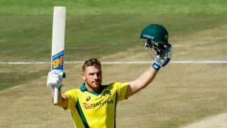 Pakistan vs Australia: Promotional video image shows Aaron Finch as Test cricketer