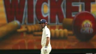 Ashes 2017-18: Cook equals Tendulkar's unwanted record