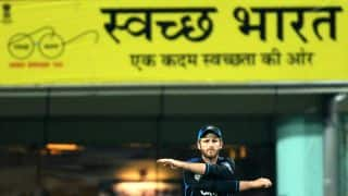 India vs New Zealand, 4th ODI: Photos