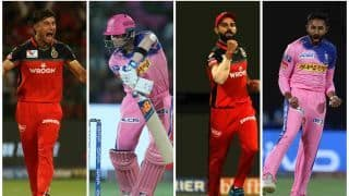 IPL 2019 RCB vs RR Match 49: Will Virat Kohli be rested? Can Rajasthan stay alive?