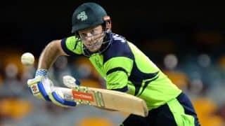 Ireland vs Zimbabwe ICC Cricket World Cup 2015, Pool B Match 30 at Hobart: Ireland propels after Ed Joyce's fifty