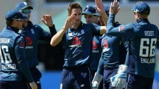 Aggressive approach against English batsmen can help in World Cup, says Chris woakes