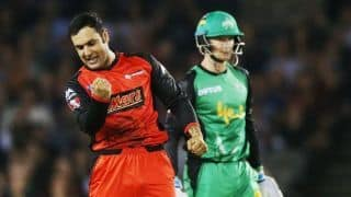 Big Bash League: Mohammad Nabi heading back to Melbourne Renegades