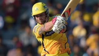 Chennai Super Kings will miss Brendon McCullum in Qualifier 1 against Mumbai Indians says Stephen Fleming