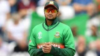 Shakib Al Hasan banned for two years for breaching ICC anti-corruption code