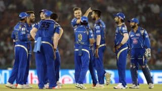 Mumbai Indians (MI) in IPL 2017 schedule: Team and squad details, match timetable and venues