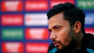 ICC CT 2017: Mortaza Pre-Match Press Conference, NZ vs BAN, Match 9
