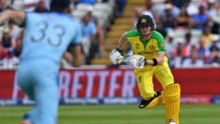 राशिद-वोक्स की शानदार गेंदबाजी से 223 पर सिमटा AUS, स्मिथ ने बनाए 85 रन