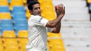 इरफान ने निकाले 4 विकेट, अभिषेक राउत के शतक से ओडिशा को मिली बढ़त
