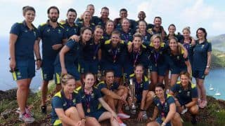 Women's World T20 champions Australia targeting 2020 defence at home