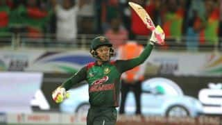 ICC World Cup 2019: South Africa vs Bangladesh, Mushfiqur Rahim, Shakib al hasan power Bangladesh to 330/6