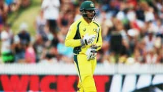 Usman Khawaja expresses frustration on being axed from Australia's Champions Trophy squad