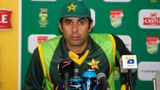 Pakistan shouldn't worry over IPL non participation: Misbah