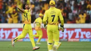 IPL 2018: Deepak Chahar hails MS Dhoni as reason behind CSK's close wins