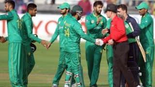 सेमीफाइनल में पहुंचते ही पाकिस्तान टीम को लगा झटका