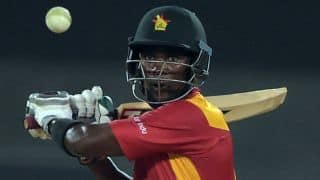 Zimbabwe vs Afghanistan 2015, Live Cricket Score: 2nd ODI at Bulawayo