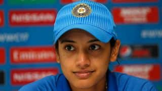 स्मृति मंधाना के अर्धशतक और पूनम यादव की शानदार गेंदबाजी ने भारतीय महिला टीम को इंग्लैंड के खिलाफ दिलाई जीत