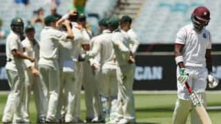 Australia seal series vs West Indies with 177-run win at Melbourne in 2nd Test