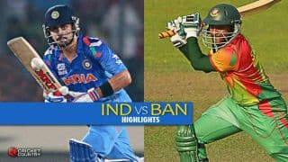 India vs Bangladesh 2015, 3rd ODI at Dhaka Highlights: Suresh Raina's all-round show, Soumya Sarkar's gem, and more