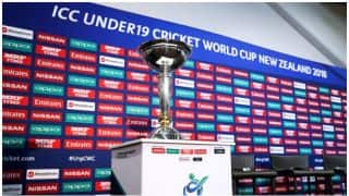 ICC Under 19 World Cup: England beat Bangladesh, Namibia lost to Canada