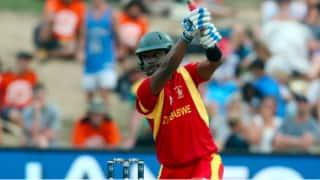 Chamu Chibhabha to lead 20-member Zimbabwe squad in Pakistan