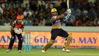 IPL 2017: Robin Uthappa, Siddharth Kaul involved in on-field altercation during Sunrisers Hyderabad (SRH) vs Kolkata Knight Riders (KKR) clash
