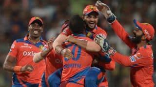IPL 2016, Live Scores, online Cricket Streaming & Latest Match Updates on Gujarat Lions vs Royal Challengers Bangalore